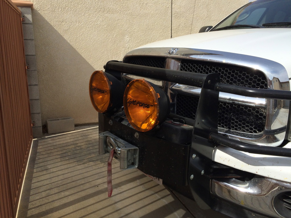 Lightforce off road lights