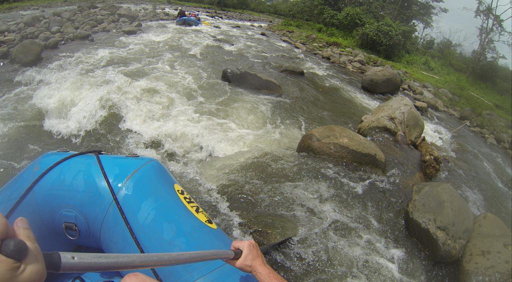 paddle!