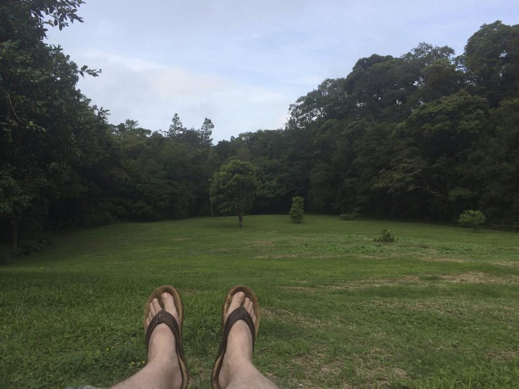 Hotel Fonda Vela grounds