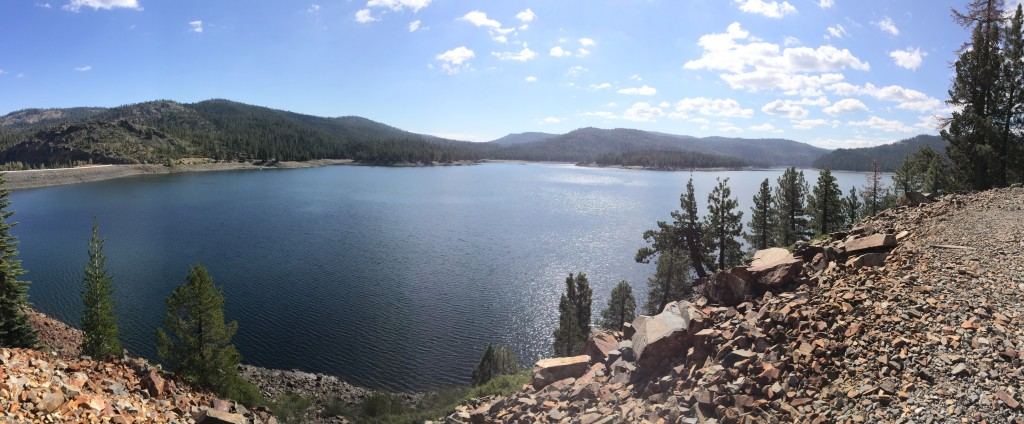 Jackson Meadow reservoir